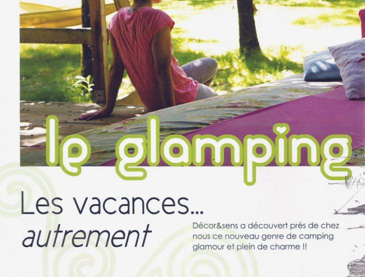 Presse camping