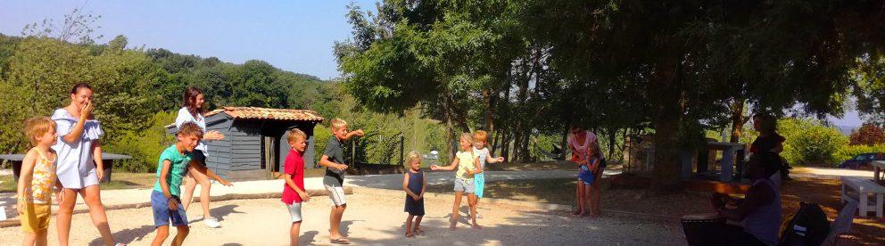 Activités du camping